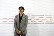 Foto IPP/Gioia Botteghi Roma 20/10/2009  Festa del cinema di Roma film  Oggi sposi, nella foto: Luca Lucini. Regista