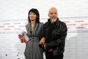Foto IPP/Gioia Botteghi Roma 20/10/2009  Festa del cinema di Roma film  the Experimental con Paulo Coelho, Elisabetta Sgarbi
