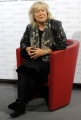 Foto IPP/Gioia Botteghi Roma 21/10/2009  Festa del cinema di Roma film   Vision ---con Margarethe von Trotta