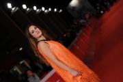 Foto IPP/Gioia Botteghi Roma 21/10/2009  Festa del cinema di Roma film  L'uomo che verrà, red carpet nella foto:  Laura Gigante