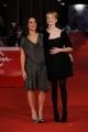 Foto IPP/Gioia Botteghi Roma 21/10/09  Festa del cinema di Roma film  L'uomo che verrà, nella foto:  Alba Rohrwacher, Maya Sansa