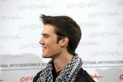 Gioia Botteghi Roma 22/10/09  Festa del cinema di Roma film  The Twilight Saga: New Moon con  , Cameron Bright