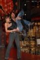 IPP/Botteghi 8/1/09  Roma presentazione del programma di raiuno BALLANDO CON LE STELLE, nella foto: Alessio Di Clemente , Alessandra Mason