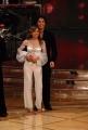 IPP/Botteghi 10/1/09 Roma tresmissione BALLANDO CON LE STELLE nella foto: Valentina Vezzali e Samuel Peron