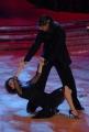 IPP/Botteghi 10/1/09 Roma tresmissione BALLANDO CON LE STELLE nella foto: Corinne Clery e Chuck Danza