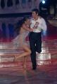 IPP/Botteghi 10/1/09 Roma tresmissione BALLANDO CON LE STELLE nella foto:  Emanuele Filiberto e Natalia Titova
