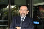 Foto IPP/Gioia Botteghi  Roma 7/01/10 Presentazione della nuova radio 1, nella foto il conduttore di Radio anch'io, Ruggero Po