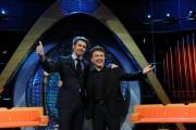 Foto IPP/Gioia Botteghi  Roma 8/01/10 Prima Puntata di I RACCOMANDATI nella foto Enzo Ghinazzi e Vittorio Emanuele
