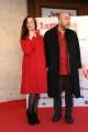 Foto IPP/Gioia Botteghi  Roma 12/01/10 Conferenza stampa di presentazione del film LA PRIMA COSA BELLA, nella foto il regista Paolo Virzì con Micaela Ramazzotti