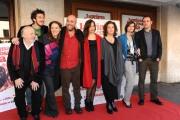 Foto IPP/Gioia Botteghi  Roma 12/01/10 Conferenza stampa di presentazione del film LA PRIMA COSA BELLA, nella foto il cast con il regista Paolo Virzì