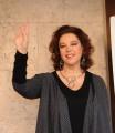 Foto IPP/Gioia Botteghi  Roma 12/01/10 Conferenza stampa di presentazione del film LA PRIMA COSA BELLA, nella foto Stefania Sandrelli