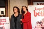 Foto IPP/Gioia Botteghi  Roma 12/01/10 Conferenza stampa di presentazione del film LA PRIMA COSA BELLA, nella foto Micaela Ramazzotti e Stefania Sandrelli