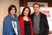 Foto IPP/Gioia Botteghi  Roma 12/01/10 Conferenza stampa di presentazione del film LA PRIMA COSA BELLA, nella foto Claudia Pandolfi, Micaela Ramazzotti e Valerio Mastandrea