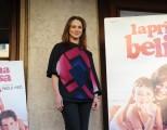 Foto IPP/Gioia Botteghi  Roma 12/01/10 Conferenza stampa di presentazione del film LA PRIMA COSA BELLA, nella foto Fabrizia Sacchi