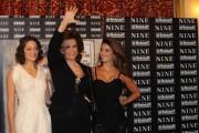 Foto IPP/Gioia Botteghi  Roma 13/01/2010 presentazione del film NINE, nella foto: Penelope Cruz, Marion Cotillard, Sophia Loren,
