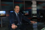 Foto IPP/Gioia Botteghi  Roma 13/01/2010Presentazione del nuovo tg5web, nella foto Il direttore del tg5   Clemente Mimun