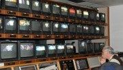 Foto IPP/Gioia Botteghi  Roma 13/01/2010Presentazione del nuovo tg5web, nella foto la regia