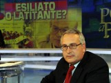 Foto IPP/Gioia Botteghi  Roma 18/01/2010Porta a Porta puntata su Craxi, da Vespa. nella foto : Bobo Craxi