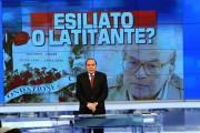 Foto IPP/Gioia Botteghi  Roma 18/01/2010Porta a Porta puntata su Craxi, da Vespa.