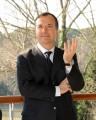 Foto IPP/Gioia Botteghi  Roma 20/01/2010 presentazione rai dei giornalisti e delle iniziative per le olimpiadi invernali di Vancouver, nella foto il Ministro Frattini nel circolo sportivo rai