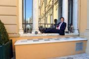 Foto IPP/Gioia Botteghi  Roma 21/01/2010 presentazione del nuovo programma dell7 con Luca Barbareschi SCIOCK