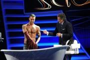 Foto IPP/Gioia Botteghi  Roma 22/01/2010 prima puntata di Sciock de la7 con Luca Barbareschi , nella foto: Fabrizio Corona