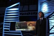 Foto IPP/Gioia Botteghi  Roma 29/01/2010 seconda puntata di Sciock la trasmissione de LA7 presentata da Luca Barbareschi, nella foto Video sui neonazisti andato in onda