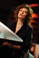 Foto IPP/Gioia Botteghi  Roma 26/02/2010 5° puntata di Sciok programma de LA7  condotto da Luca Barbareschi, ospite Susan Sarandon