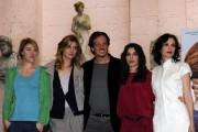 Foto IPP/Gioia Botteghi  Roma 26/01/2010 Presentazione del film BACIAMI ANCORA, nella foto: Valeria Bruni Tedeschi,  Vittoria Puccini, Sabrina Impacciatore, Daniela Piazza,  Muccino