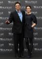 Gioia Botteghi  Roma 27/01/2010 Presentazione del film Wolfman, nella foto: Benicio Del Toro, Emily Blunt,