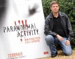 Foto IPP/Gioia Botteghi  Roma 29/01/2010 Presentazione del film Paranormal_ activity, nella foto  il regista Oren Peli