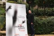 Foto IPP/Gioia Botteghi  Roma 29/01/2010 Presentazione del film Paranormal_ activity, nella foto il produttore Steven Schneider