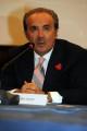Foto IPP/Gioia Botteghi  Roma 4/02/2010 presentazione in rai PER IL TUO CUORE, nella foto Direttore Generale della Rai Mauro Masi