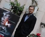 Gioia Botteghi  Roma 8/02/2010 presentazione del film Shutter Island, nella foto Leonardo Di Caprio