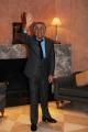 Foto IPP/Gioia Botteghi  Roma 10/02/2010 presentazione  della terza serie tv CAPRI, nella foto Lando Buzzanca