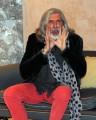 Foto IPP/Gioia Botteghi  Roma 10/02/2010 presentazione  della terza serie tv CAPRI, nella foto Shel Shapiro