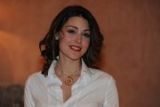 Foto IPP/Gioia Botteghi  Roma 10/02/2010 presentazione  della terza serie tv CAPRI, nella foto Miriam Candurro