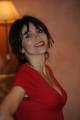 Foto IPP/Gioia Botteghi  Roma 10/02/2010 presentazione  della terza serie tv CAPRI, nella foto Antonella Stefanucci