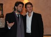 Foto IPP/Gioia Botteghi  Roma 10/02/2010 presentazione  della terza serie tv CAPRI, nella foto Fabrizio Nevola