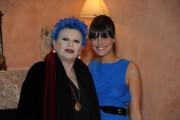 Foto IPP/Gioia Botteghi  Roma 10/02/2010 presentazione  della terza serie tv CAPRI, nella foto Lucia Bosè con Bianca Guaccero