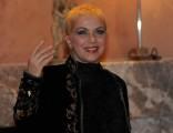 Foto IPP/Gioia Botteghi  Roma 10/02/2010 presentazione  della terza serie tv CAPRI, nella foto Rosanna Banfi