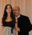Foto IPP/Gioia Botteghi  Roma 11/02/2010 presentazione  delfilm SCUSA MA TI VOGLIO SPOSARE, nella foto:  Michela Quattrociocche e Federico Moccia