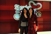 Foto IPP/Gioia Botteghi  Roma 15/02/2010 trasmissione STORIE DI SALUTE rai due in onda ogni martedì, presentato da Luana Ravegnini, nella foto Ospite Maria Grazia Cucinotta