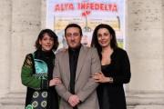 Foto IPP/Gioia Botteghi  Roma 22/02/2010 presentazione del film Alta Infedeltà, nella foto Claudio Insegno  Con Sabrina Pellegrino e Marta Altinier