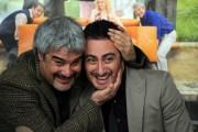 Foto IPP/Gioia Botteghi  Roma 22/02/2010 presentazione del film Alta Infedeltà, nella foto Pino Insegno ed il fratello Claudio