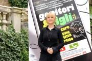 Foto IPP/Gioia Botteghi  Roma 23/02/2010 presentazione del film Genitori e figli, istruzioni per l'uso, nella foto Luciana Litizzetto