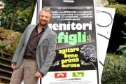 Foto IPP/Gioia Botteghi  Roma 23/02/2010 presentazione del film Genitori e figli, istruzioni per l'uso, nella foto il regista Giovanni Veronesi