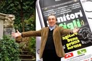 Foto IPP/Gioia Botteghi  Roma 23/02/2010 presentazione del film Genitori e figli, istruzioni per l'uso, nella foto Silvio Orlando
