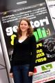 Foto IPP/Gioia Botteghi  Roma 23/02/2010 presentazione del film Genitori e figli, istruzioni per l'uso, nella foto Chiara Passarelli