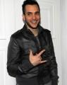 Foto IPP/Gioia Botteghi  Roma 23/02/2010 porta a porta puntata sul Festival di San Remo, nella foto:   Tony Maiello